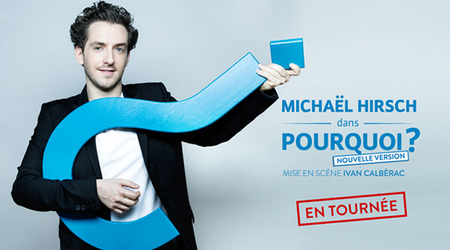 hotel cholet spectacle michael hirsch