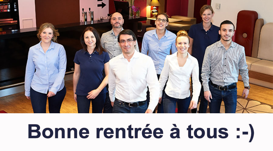 hotel mercure cholet rentree